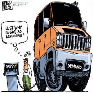 gasoline-supply-demand