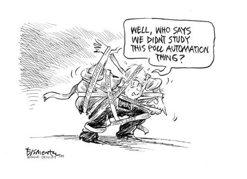 Daily Tribune Cartoon